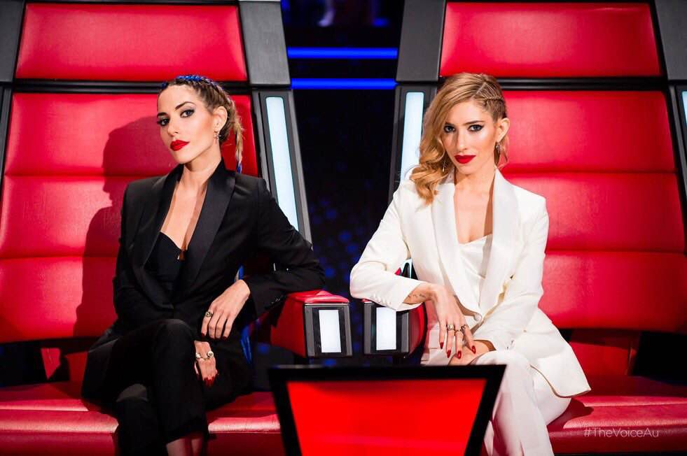 The Veronicas X The Voice